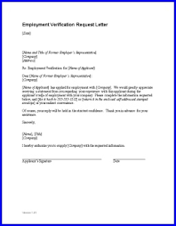 sample letter employee employment verification letter format sample