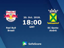 Red Bull Brasil EC Santo André live score, video stream and H2H results -  SofaScore
