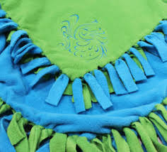 Machine Embroidery Designs at Embroidery Library! - Embroidery Library & Free project instructions for a machine embroidery design fleece tie blanket . Adamdwight.com
