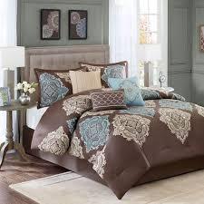 madison park monroe brown bedding by madison park bedding bed sets comforters duvets