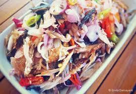 Resep ikan tongkol menjadi salah satu menu andalan yang bisa dimasak kapan saja. Rasamasa Ikan Cue Tongkol Sambal Dabu Dabu
