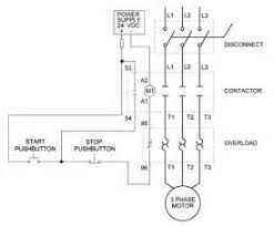 similiar electrical contactor wiring diagram keywords wiring diagram chapter 1 1 full voltage non reversing 3 phase motors