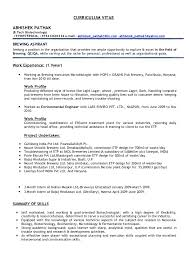 Microbiologist Resume Sample 3 5 Samples