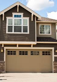 increase home re value by installing a new garage door