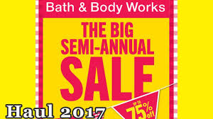 bath and body works semi annual sale end date bath body works semi annual sale haul victorias secret youtube