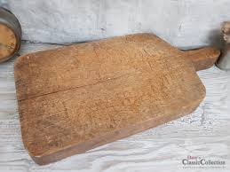 antique wooden chopping board primitive wooden bread time board rustic serving board cutting