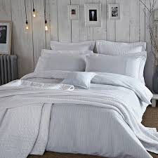 comforter sets gray white comforter pinstripe bedding pinstripe duvet cover pale bedding seerer stripe bedding