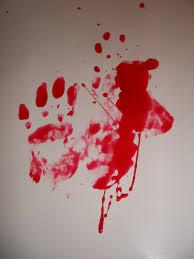 Blood Stain Patterns Magnificent Design Ideas