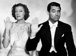 Image result for the awful truth 1937