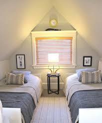 Cool Low Ceiling Attic Bedroom Ideas
