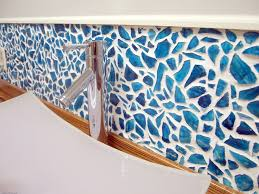 mason jar mosaic backsplash for under 40