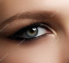 creative eye makeup fashionable smoke eyes cosmeticake up dark eye makeup with dark black eye makeup