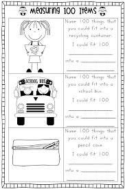 Ideas About 100 Days Of School Worksheets For Kindergarten, - Easy ...
