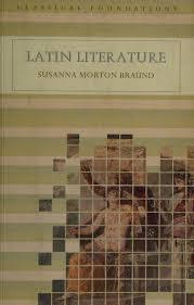 Latin literature : Braund, Susanna Morton : Free Download, Borrow, and  Streaming : Internet Archive