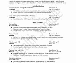 Certified Create Certified Medication Aide Cover Letter Resume