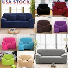 sofa covers. Image Is Loading US-Ship-Stretch-Chair-Sofa-Covers-1-2- Sofa Covers