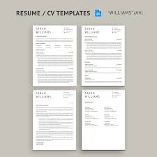Resume Templates For Microsoft Word And Google Docs How To Write