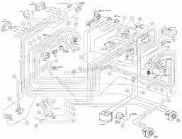 Wiring diagram 1982 club car best of ingersoll rand