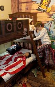 pirate bunk bed i have a strong feeling jake will want to have a pirate bedroom one day