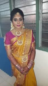 asha beauty bridal makeup artist in