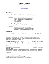 Cover Letter Comprehensive Resume Template Comprehensive Resume