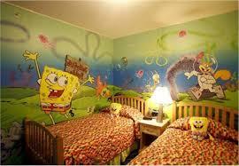 Spongebob Bedroom Decorations Living Like In A Spongebob Theme For Happy Lookliving Like In A