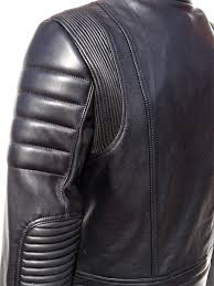 jts titan mens leather motorbike jacket