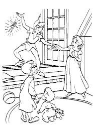 Small Picture Download Coloring Pages Peter Pan Coloring Pages Peter Pan