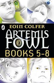 artemis fowl books 5 8 ebook by eoin colfer
