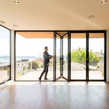 install a folding door folding doors