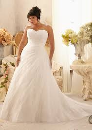 Oleg Cassini Tulle Plus Size Wedding Dress  Davidu0027s BridalPlus Size Wedding Dress Styles