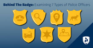 Behind The Badge Examining 7 Types Of Police Officers