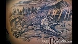 значение тату скелет рыбы смысл история фото эскизы рисунков