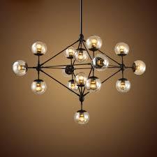 globe pendant chandelier popular innovation design clear light best of lighting stylish for 16