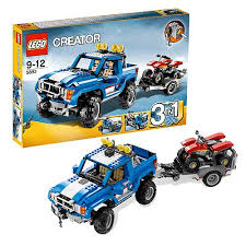 LEGO 5893 Offroad Power Pickup Truck - Entertainment Earth