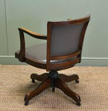 wooden swivel office chair. Breathtaking Design Ideas For Antique Swivel Office Chair Wood Desk Art Deco Wooden U