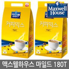 Maxwell House Coffee Vending Machine Unique Yesjin Mart] MAXWELL HOUSE Mild Mix 48T 48T Fine48g Vending