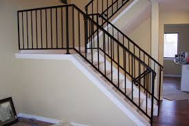 Interior Staircase Railing Designs