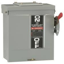 electrical disconnects power distribution 30