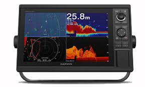 Garmin Gpsmap 1222xsv Chartplotter Sonar Combo With 12 Inch Screen And Keypad