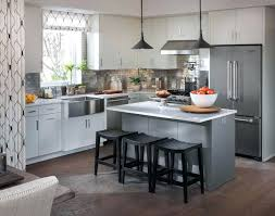 modern white kitchen island. Kitchen Island Bar Table Amazing With Breakfast L Shape Modern White O