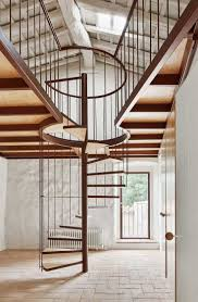 Epic Farmhouse Renovation in Spain by Arquitectura-G. Spiral  StaircasesStaircase ...