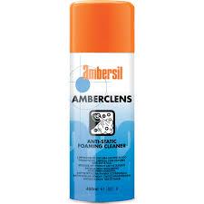 amberclens anti static foaming cleaner 400ml amberclens anti static foaming cleaner 400ml