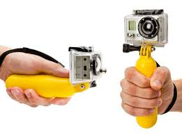 harthi for cameras and photographic bobber floating grip for gopro