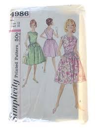Wrap Around Dress Pattern Simple Decoration