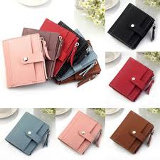 <b>2019</b> New <b>Fashion</b> 1PC Cute Wallet <b>Women</b> Coin Bag Leather ...