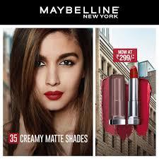 maybelline new york color sensational