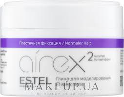<b>Estel</b> Professional Airex Hair Modeling Clay - <b>Глина для</b> ...