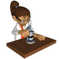 Image result for animated girl scientist