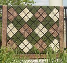 Quilt Patterns For Men Cool Quilt Patterns For Men Classic Argyle Quilting Pinterest